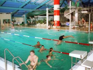 Sportbecken in der Bodden-Therme Ribnitz